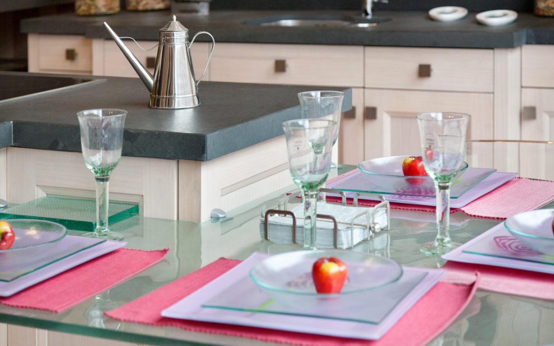 Tipos de encimeras para la cocina iscaser cocinas - Materiales de encimeras de cocina ...