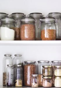 almacenaje para cocinas con poco espacio