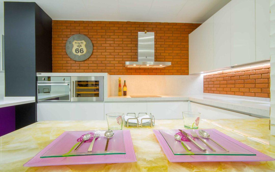 Diseño de cocinas integradas al salón