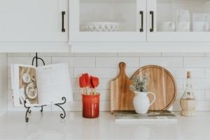hacer la cocina más acogedora