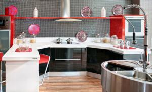 Tipos de campanas para la cocina