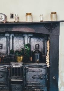 cocina vintage para decorar