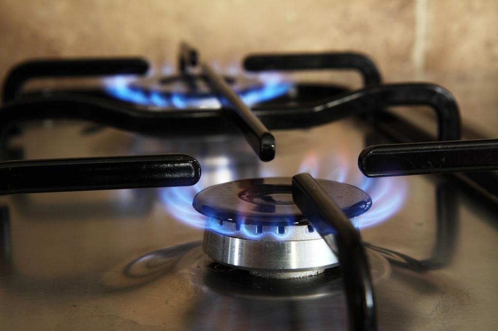 placa de gas cocinas