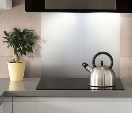 vinilo aluminio cocina