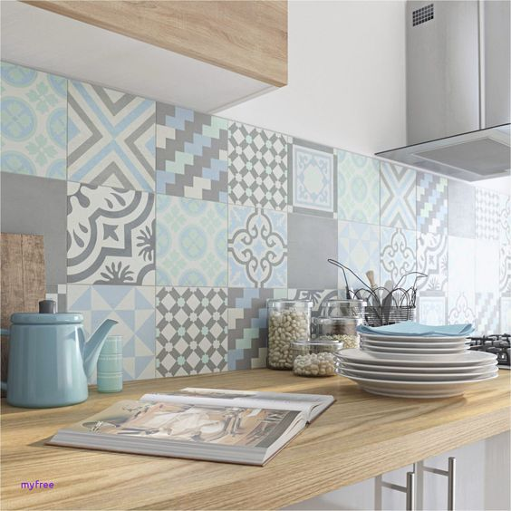 vinilo decorativo baldosa cocina