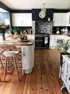 papel pintado para mueble cocina