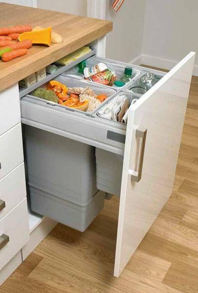 contenedores elementos imprescindibles cocina