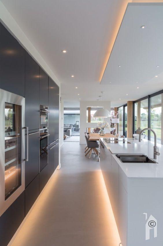 luces cocina sostenible