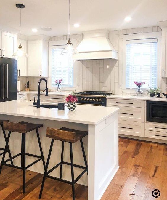 Los Muebles de Cocina ¿Acabado Brillo o Mate?