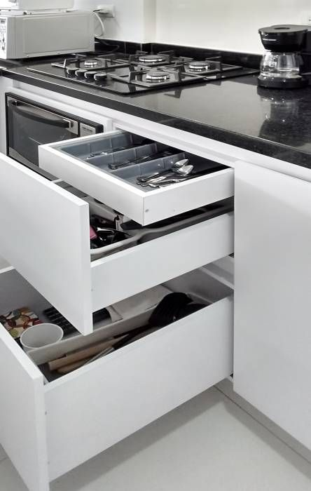 errores diseño de cocina organizacion