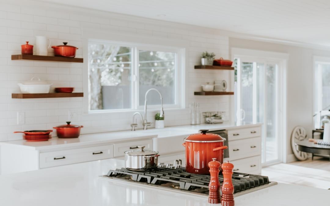 Menaje básico para tu cocina