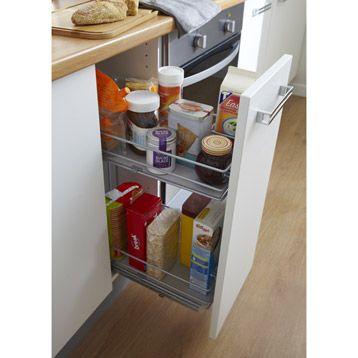 almacenamiento cocinas pequeñas