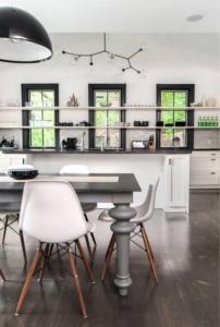 ¿Cómo colocar las baldas en tu cocina?