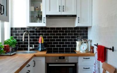 Saca el máximo partido a las cocinas pequeñas