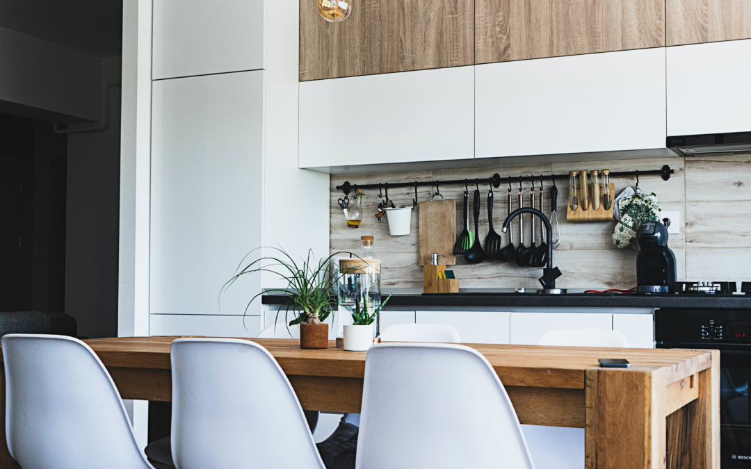 Cocinas con estilo nórdico: claves para crear la tuya