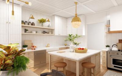 Por qué elegir muebles de cocina a medida en vez de modulares